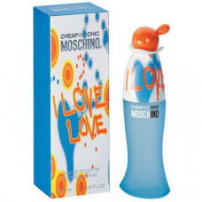 22 - Cheap & Chic I Love Love Moschino