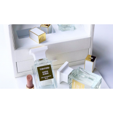 338- White Suede Tom Ford