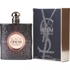 Е30-  Black Opium Nuit Blanche- Yves Saint Laurent
