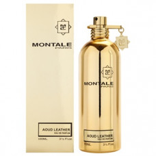 324- Aoud Leather Montale