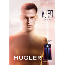 M125-Alien Man Mugler