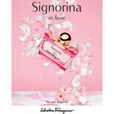 LC107- Signorina In Fiore Salvatore Ferragamo