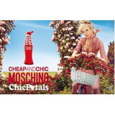 LC130 - Cheap & Chic Chic Petals Moschino