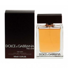 М 38- The One for Men Dolce&Gabbana