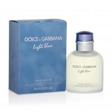 М 55- Light Blue pour Homme Dolce&Gabbana
